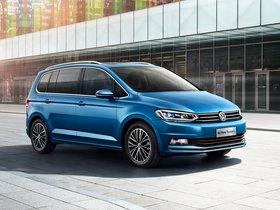 Ver foto 9 de Volkswagen Touran L 2016