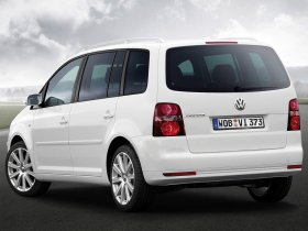 Ver foto 2 de Volkswagen Touran R-Line 2007