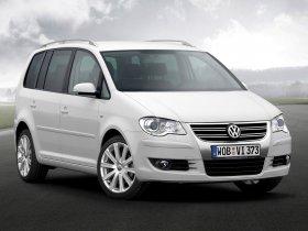 Fotos de Volkswagen Touran R-Line 2007