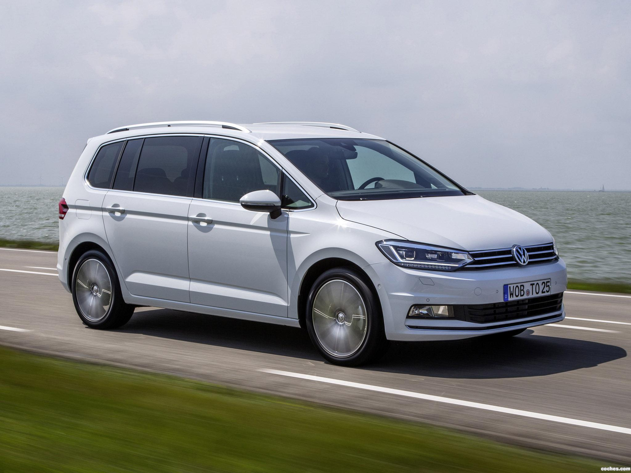 Foto 39 de Volkswagen Touran 2015
