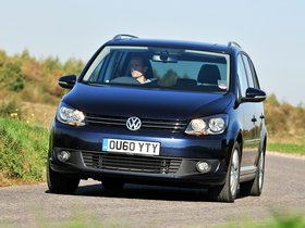 Ver foto 8 de Volkswagen Touran UK 2010