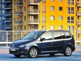 Ver foto 7 de Volkswagen Touran UK 2010