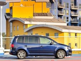 Ver foto 5 de Volkswagen Touran UK 2010