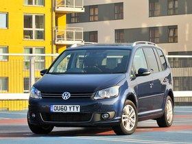 Ver foto 4 de Volkswagen Touran UK 2010