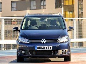 Ver foto 2 de Volkswagen Touran UK 2010