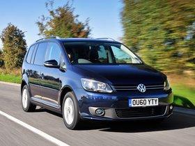 Fotos de Volkswagen Touran UK 2010
