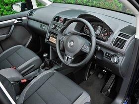 Ver foto 16 de Volkswagen Touran UK 2010