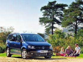 Ver foto 12 de Volkswagen Touran UK 2010