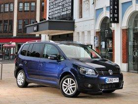 Ver foto 11 de Volkswagen Touran UK 2010