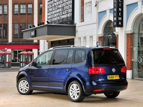 Ver foto 10 de Volkswagen Touran UK 2010