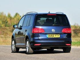 Ver foto 9 de Volkswagen Touran UK 2010