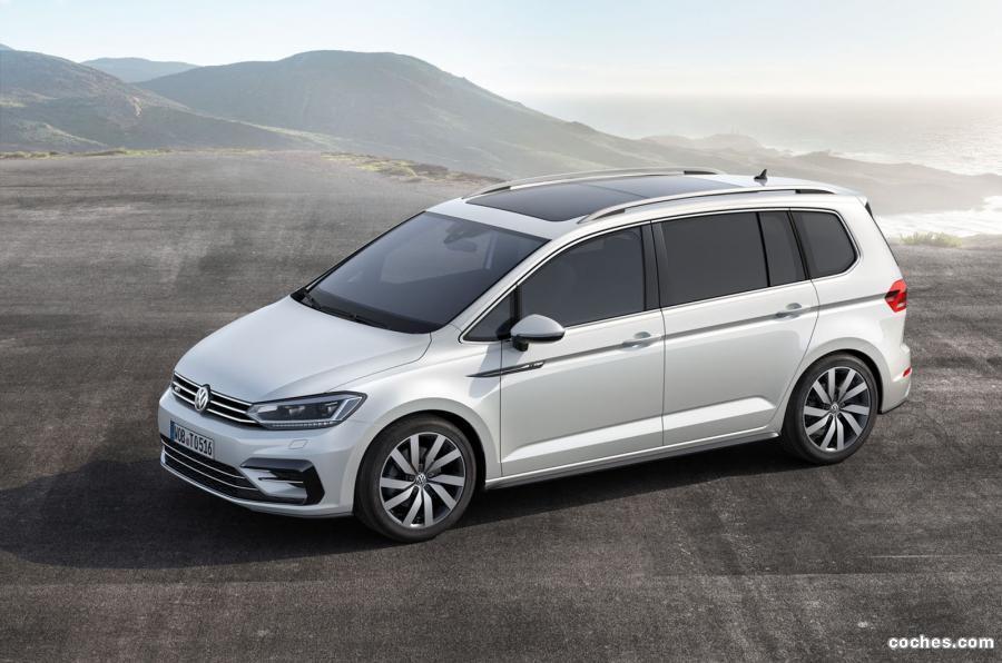 Foto 0 de Volkswagen Touran R-Line 2015
