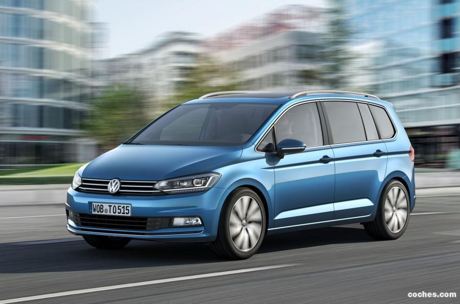 Foto 0 de Volkswagen Touran 2015