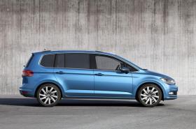 Ver foto 3 de Volkswagen Touran 2015