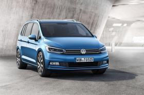 Ver foto 4 de Volkswagen Touran 2015