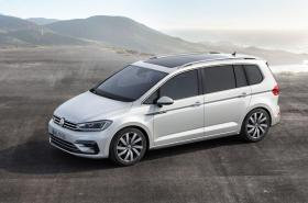 Fotos de Volkswagen Touran R-Line 2015