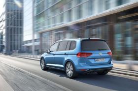 Ver foto 2 de Volkswagen Touran 2015