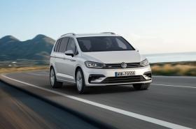 Ver foto 2 de Volkswagen Touran R-Line 2015