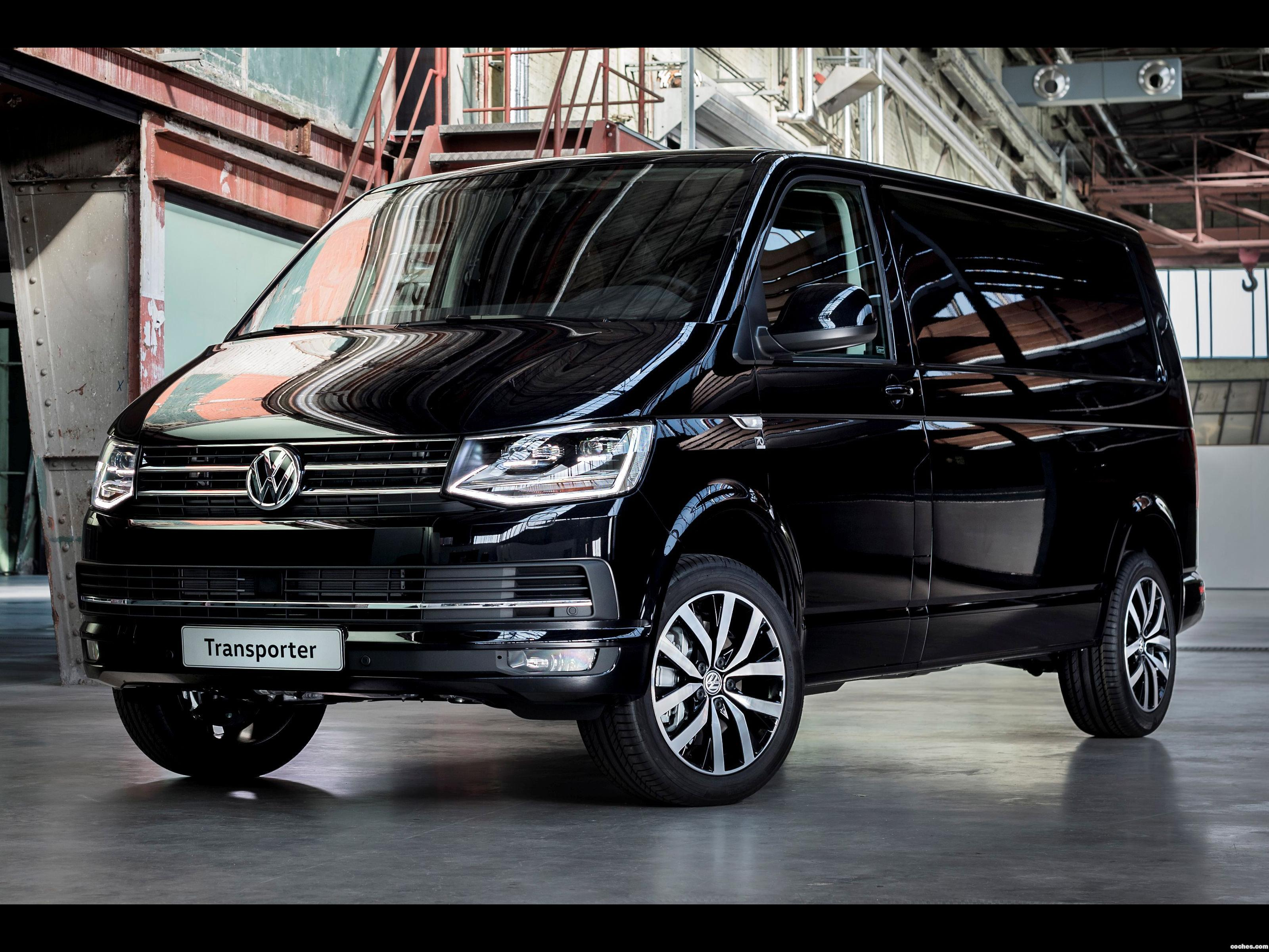 Foto 0 de Volkswagen Transporter 70 Edition  2017