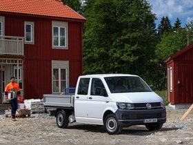 Ver foto 5 de Volkswagen Transporter Double Cab Pickup T6 2015