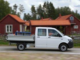 Ver foto 4 de Volkswagen Transporter Double Cab Pickup T6 2015
