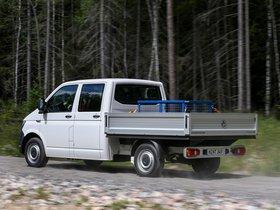 Ver foto 3 de Volkswagen Transporter Double Cab Pickup T6 2015