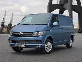 Fotos de Volkswagen Transporter Kasten T6 UK 2016