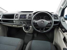 Ver foto 12 de Volkswagen Transporter Kasten T6 UK 2016