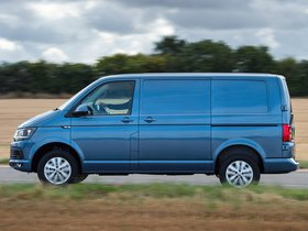 Ver foto 11 de Volkswagen Transporter Kasten T6 UK 2016