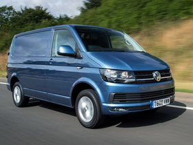 Ver foto 10 de Volkswagen Transporter Kasten T6 UK 2016