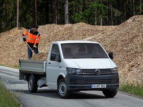 Fotos de Volkswagen Transporter Pickup T6 2015