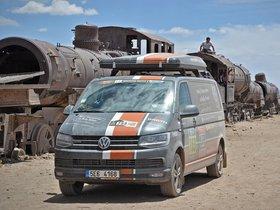 Fotos de Volkswagen Transporter Rally Dakar T6 2016