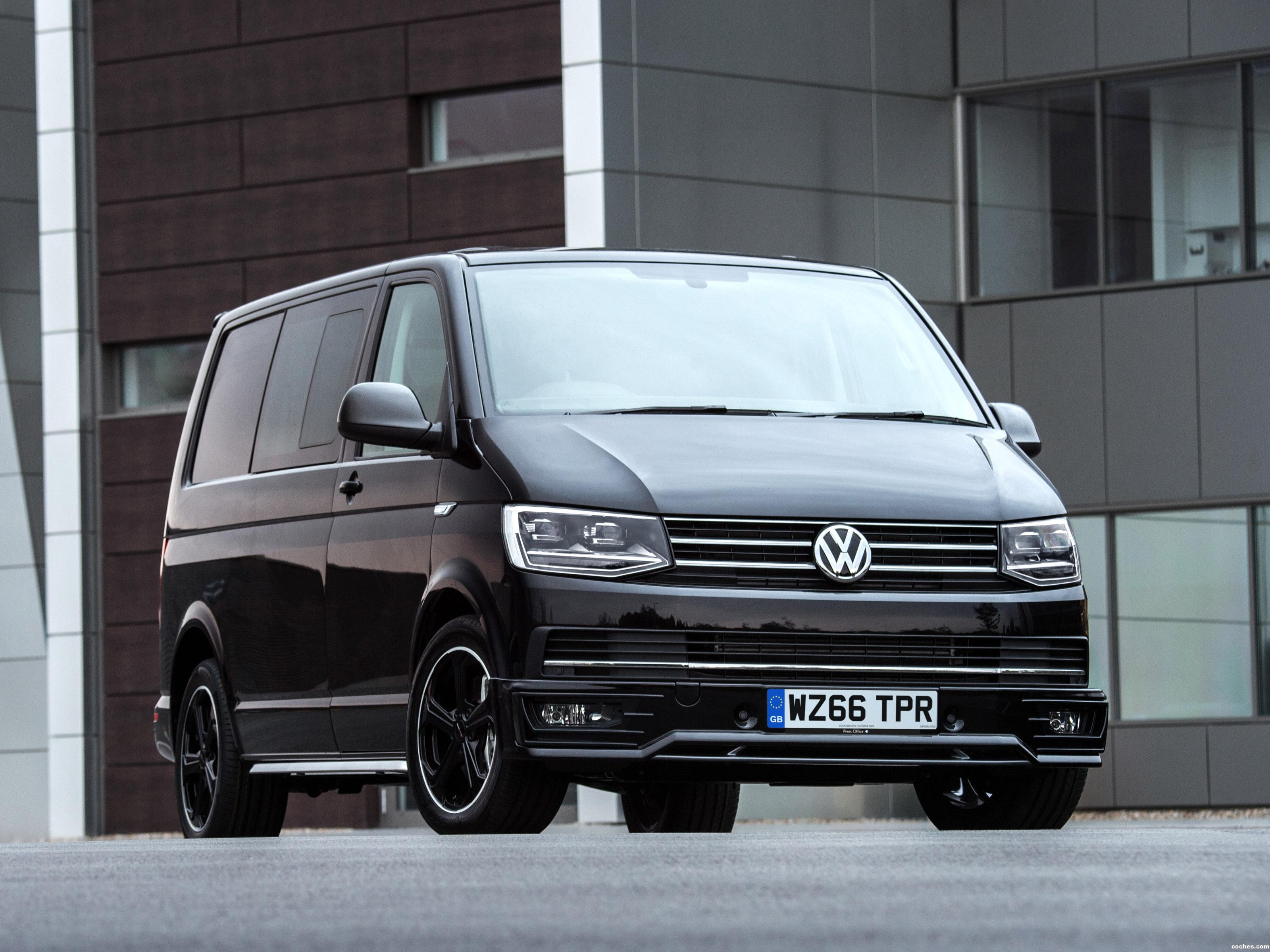 Foto 0 de Volkswagen Transporter Sportline UK 2016