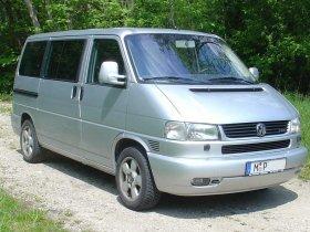 Ver foto 2 de Volkswagen Transporter T4 1990