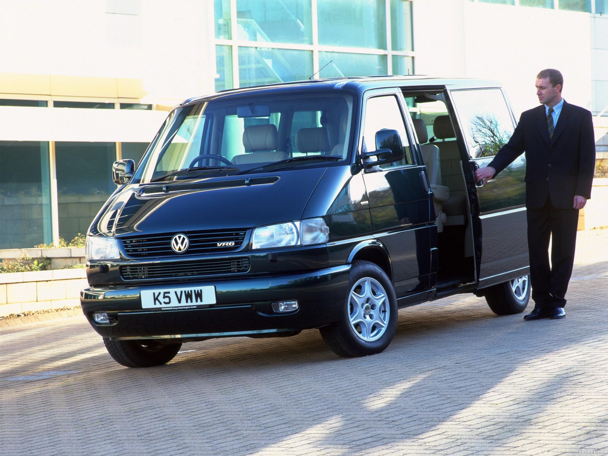 Foto 0 de Volkswagen Transporter T4 1990