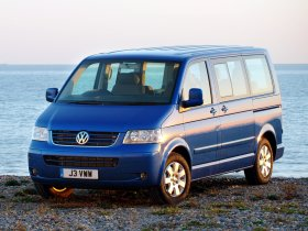 Ver foto 9 de Volkswagen Transporter T5 2003
