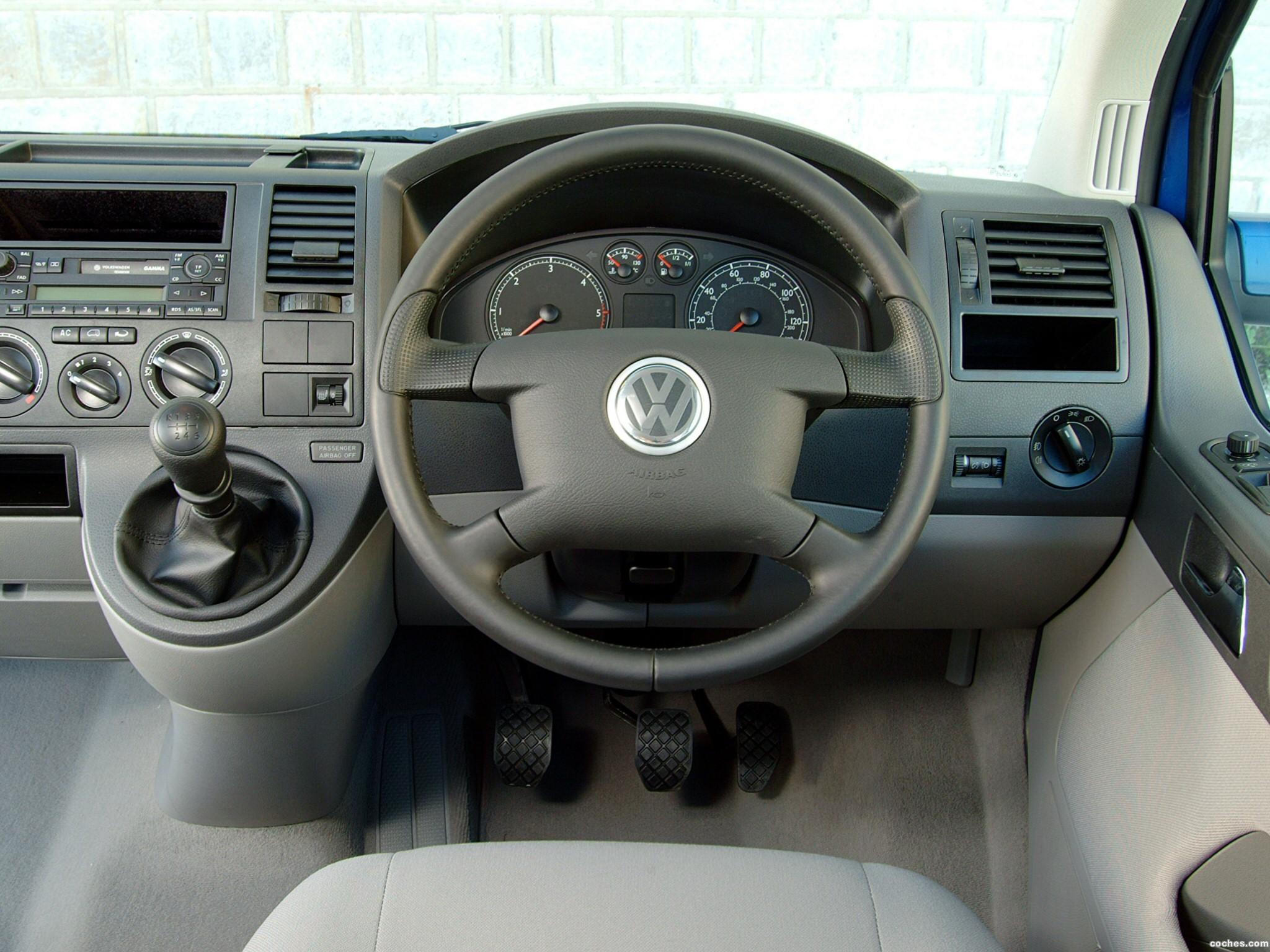 Foto 10 de Volkswagen Transporter T5 2003