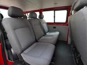 Ver foto 4 de Volkswagen Transporter T5 Combi Facelift 2009