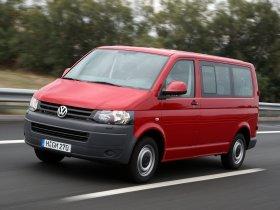Ver foto 3 de Volkswagen Transporter T5 Combi Facelift 2009