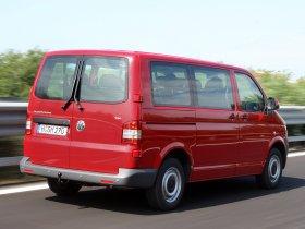 Ver foto 2 de Volkswagen Transporter T5 Combi Facelift 2009
