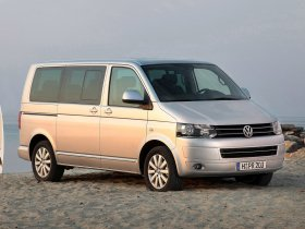 Ver foto 3 de Volkswagen Transporter T5 Facelift 2009