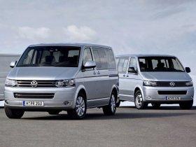 Ver foto 2 de Volkswagen Transporter T5 Facelift 2009