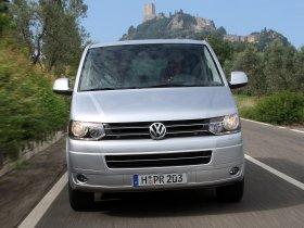 Ver foto 11 de Volkswagen Transporter T5 Multivan Facelift 2009
