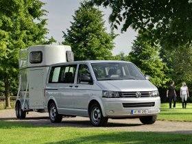 Ver foto 7 de Volkswagen Transporter T5 Multivan Facelift 2009