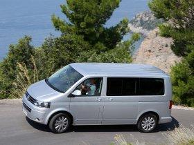 Ver foto 6 de Volkswagen Transporter T5 Multivan Facelift 2009