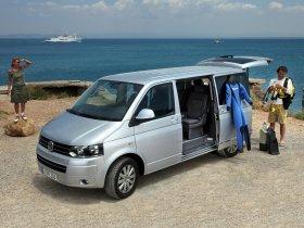 Ver foto 2 de Volkswagen Transporter T5 Multivan Facelift 2009