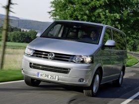Ver foto 1 de Volkswagen Transporter T5 Multivan Facelift 2009