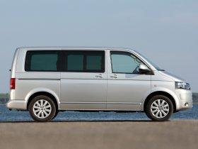 Ver foto 18 de Volkswagen Transporter T5 Multivan Facelift 2009