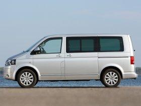 Ver foto 17 de Volkswagen Transporter T5 Multivan Facelift 2009