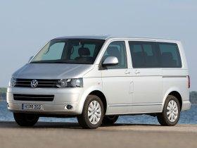 Ver foto 16 de Volkswagen Transporter T5 Multivan Facelift 2009